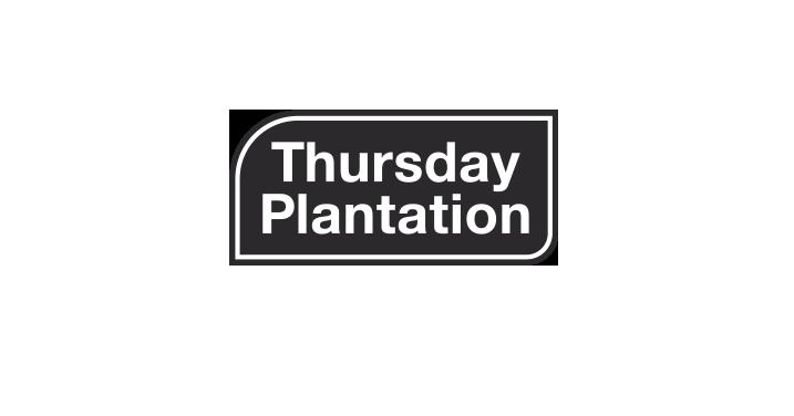 Client logos - Thursday Plantation
